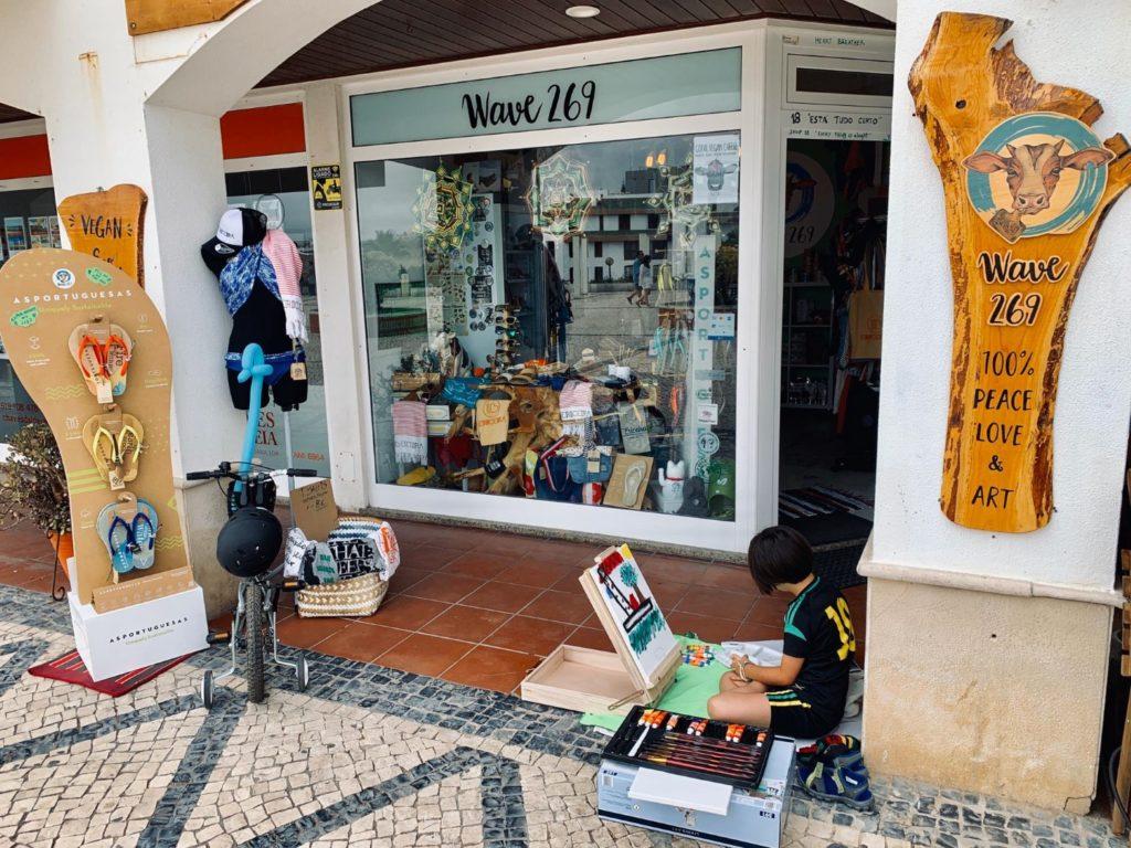 Wave 269 - Vegan Shop