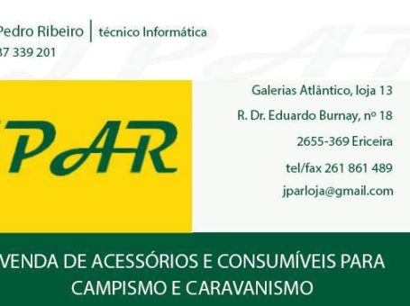 JPAR – Serviço Técnico de Informática e Telecomunicações