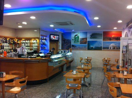 Cyber Café da Ericeira –  Café Snack Bar