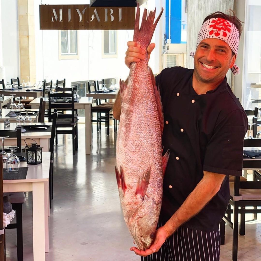 Miyabi Sushi by Rodrigo Mattos - Restaurante