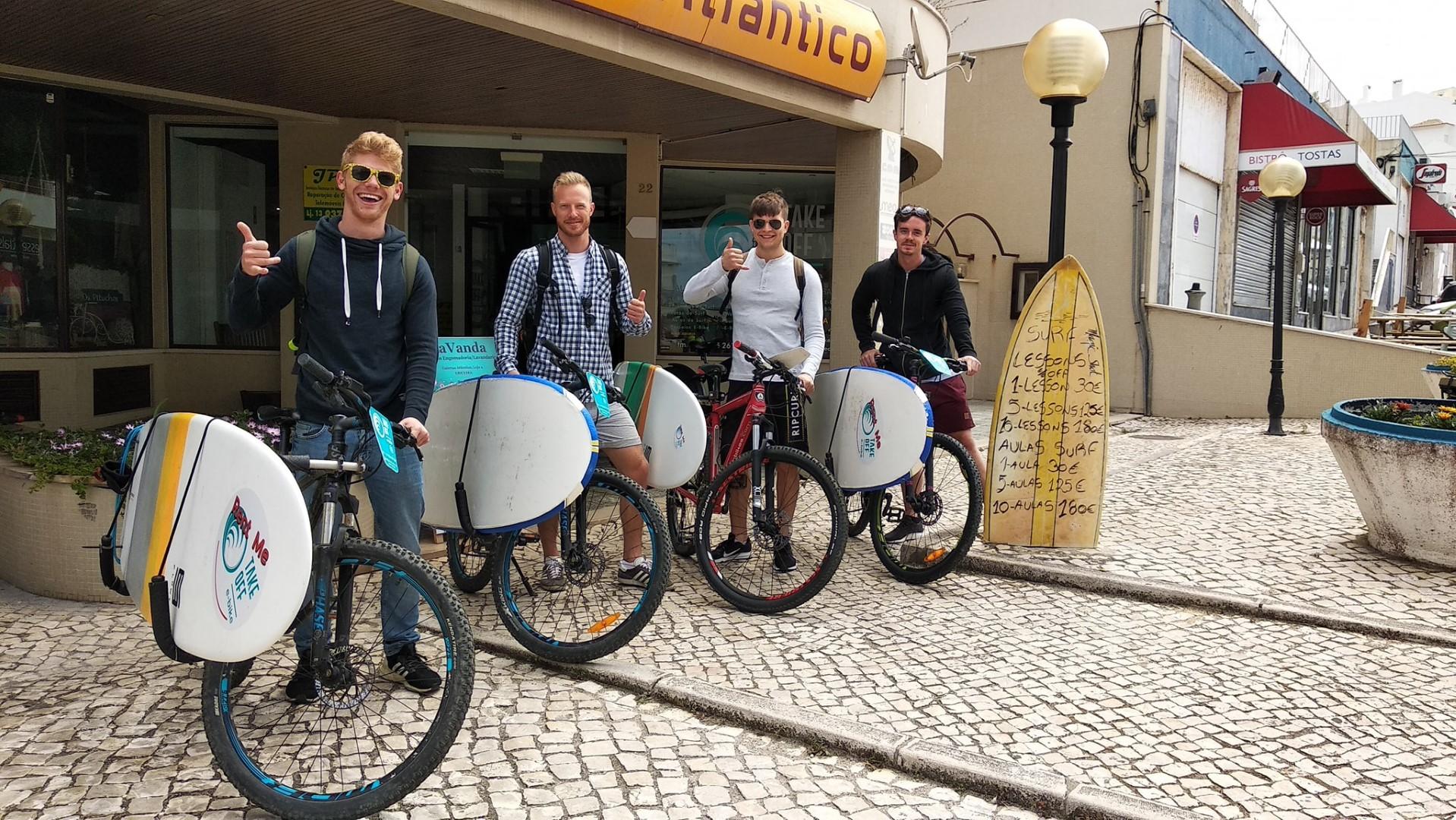 Take Off e-bike