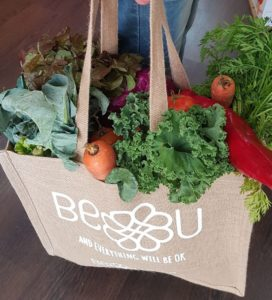 Be U – Estúdio, Mercearia orgânica & Cantina