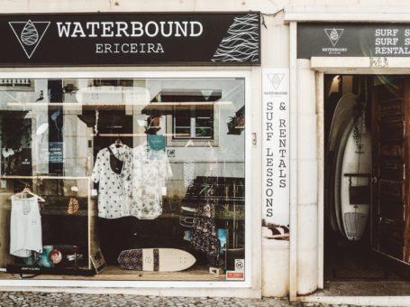 Waterbound Ericeira – Loja de Surf