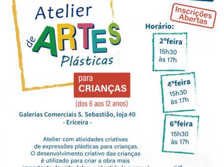 Atelier Criativo – Artes Plásticas
