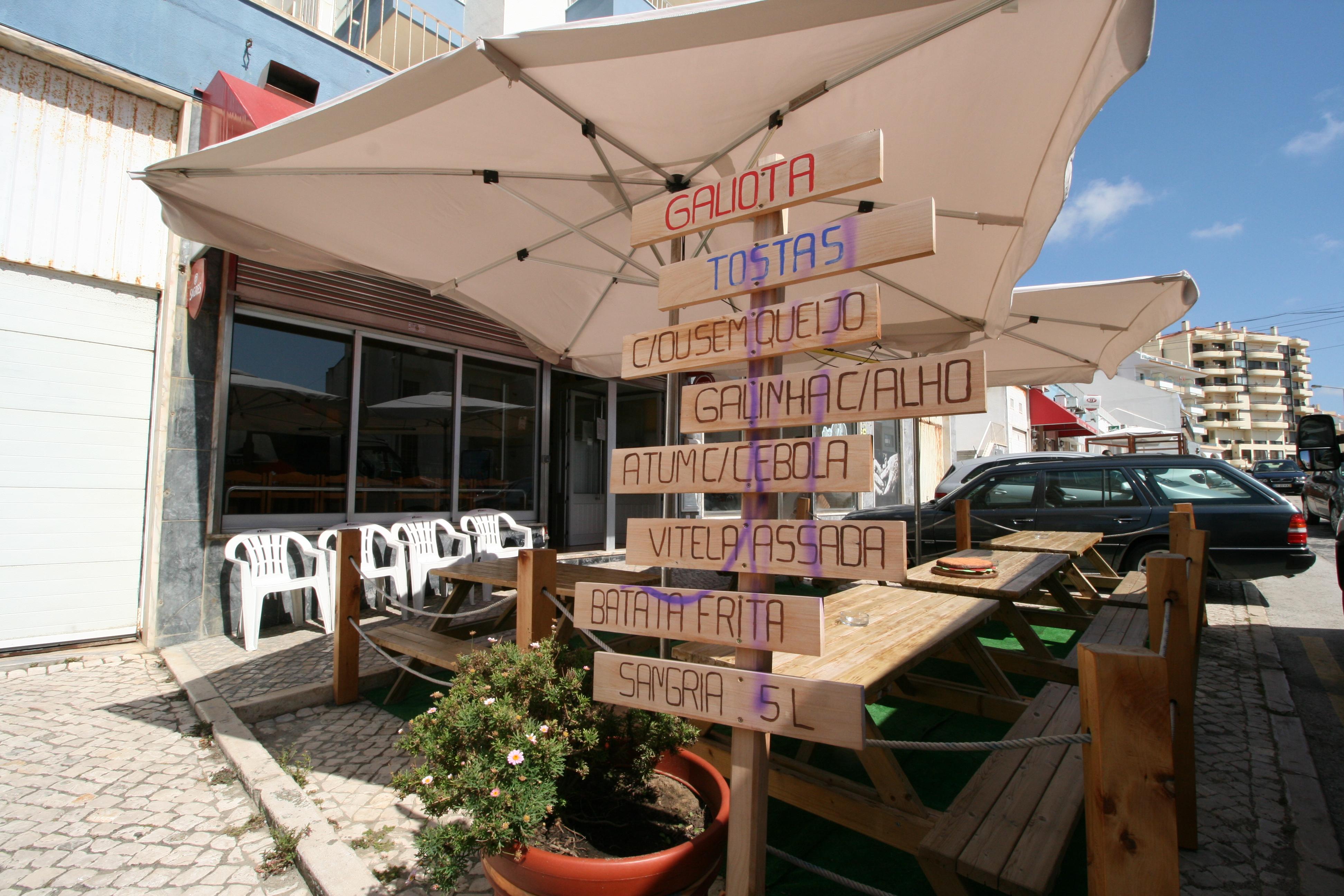 Galiota - Restaurante Snack-bar