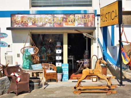 Rústica – Mobiliário & Decoração