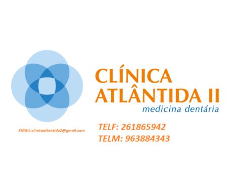 Clínica Atlântida II – Medicina Dentária