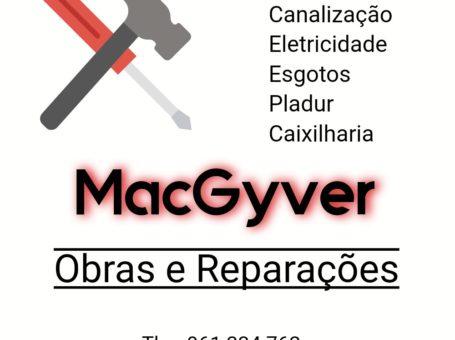 MacGyver – Reparações & Manutenções