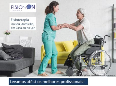 FISIO-ON – Clínica Médica & Fisioterapia