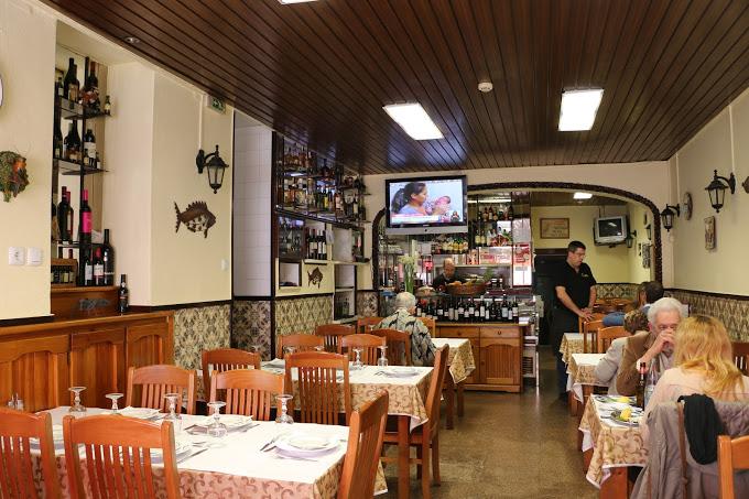 O Gafanhoto - Restaurante