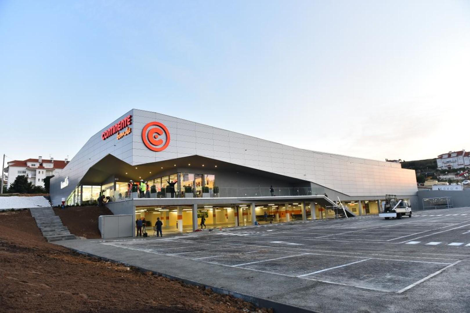 Continente Bom Dia - Supermercado