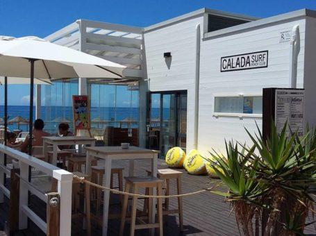Calada Surf Beach Club – Bar de Praia