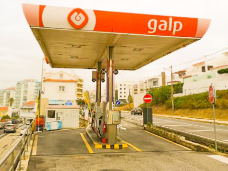 Galp – Ericeira – Posto de Abastecimento de Combustível