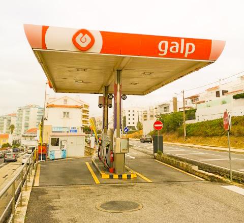 Galp - Ericeira - Posto de Abastecimento de Combustível