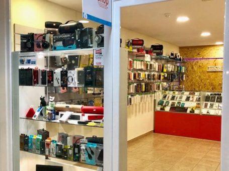 Tech Shop – Venda & Reparação de Telemóveis