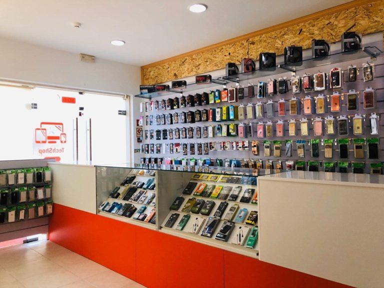 Tech Shop - Venda & Reparação de Telemóveis