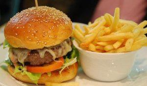 Mary's Burger – Restaurante Snack-Bar