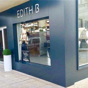 Edith B – Cabeleireiro