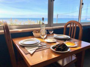 Clube Naval Praia Assenta – Restaurante
