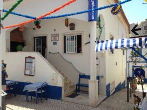 Mar D'Areia – Restaurante