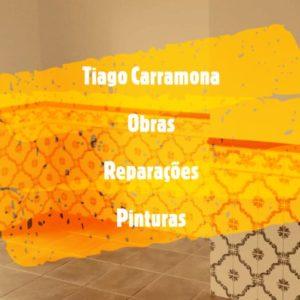 Tiago Carramona – Obras, Reparações e Pintura