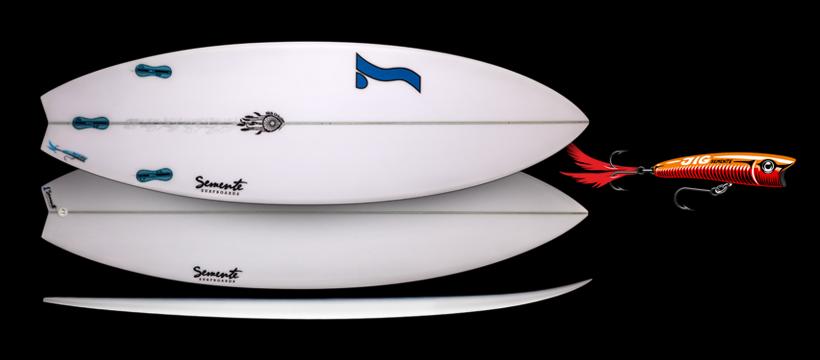 Semente Surfboards - Loja de Surf