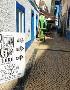 Taberna O Lebre – Restaurante & Bar
