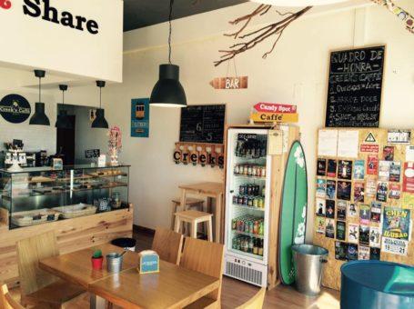 Creek's Caffé – Restaurante