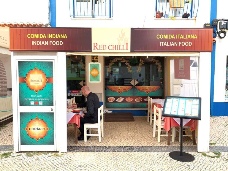 Red Chilli - Restaurante Indiano