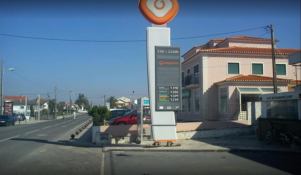 Galp - Barril - Posto de Abastecimento de Combustível