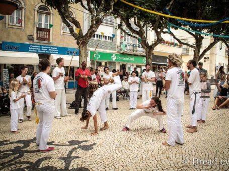 Escola Capoeira – Grupo Guanabara