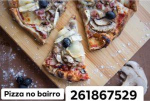 Pizza no Bairro – Pizzeria Take-Away