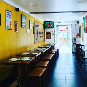 Cervejaria 7 Janelas – Restaurante