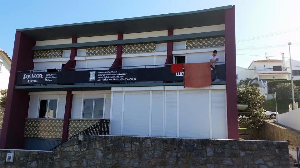 Hostel e Surf Camp 55 Ericeira