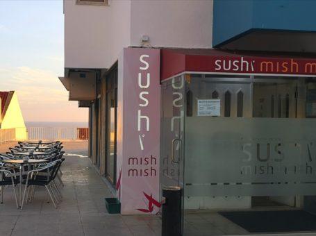 Sushi Mish Mish – Restaurante Asiático