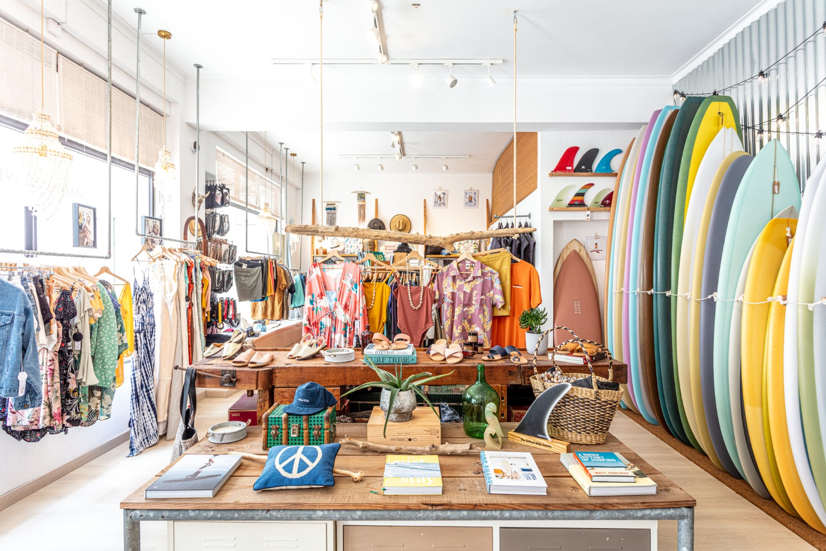 Magic Quiver - Surf Shop