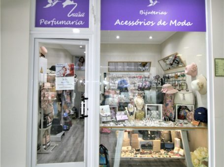 Luísa Perfumaria – Acessórios e bijuteria