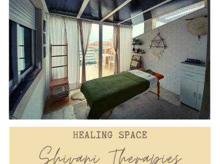 Shivani Therapies – Massagens & Reiki