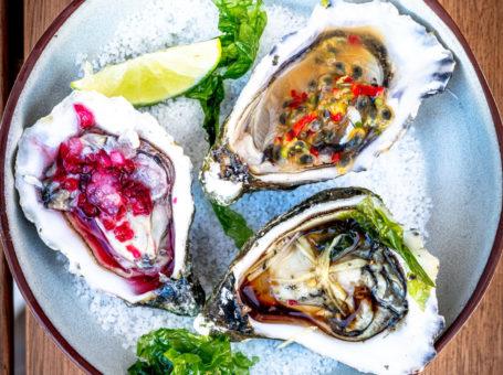 Pearl Oyster & Wine Bar – Restaurante & Ostraria
