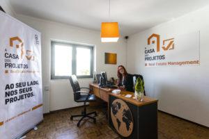A Casa dos Projectos – Real Estate Management