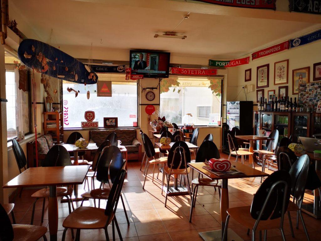 Café Vista Azul