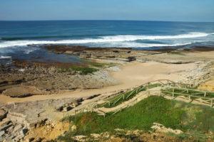 Praia da Empa ou Pedra Branca