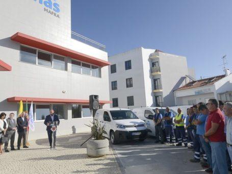SMAS de Mafra – Serviço Municipal de Água e Saneamento