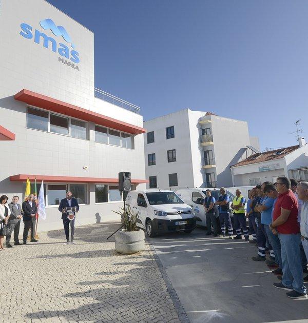 SMAS de Mafra - Serviço Municipal de Água e Saneamento