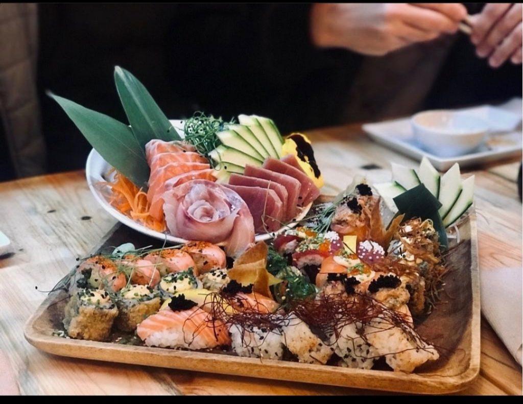 Uni Sushi - Restaurante